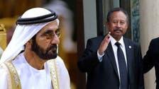 حاکمِ دبئی اورسوڈانی وزیراعظم کادونوں ملکوں کے درمیان باہمی دلچسپی کے امورپر تبادلہ خیال