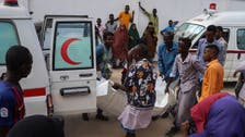 Five killed in suspected al-Shabaab attack in Somalia's capital