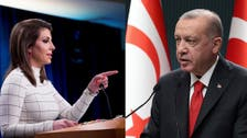 US reiterates potential serious consequences for Turkey after Erdogan mocks sanctions