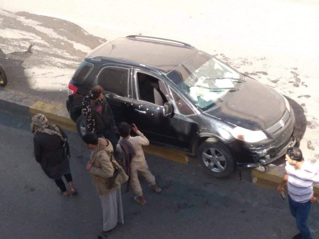 محل قتل وزیر حوثی