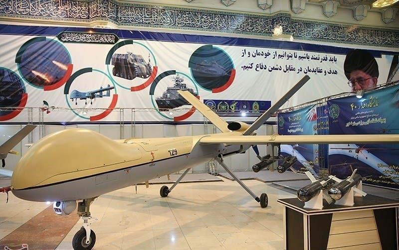 الطائرة الإيرانية المسيرة شاهد 129