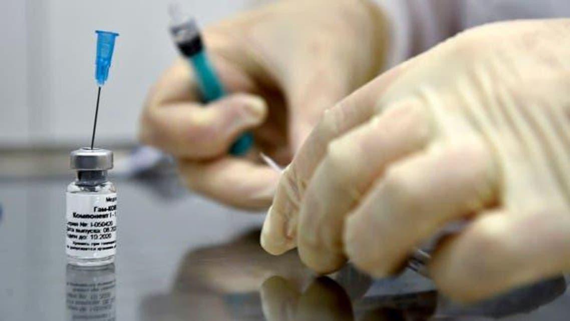 Russia's new coronavirus vaccine
