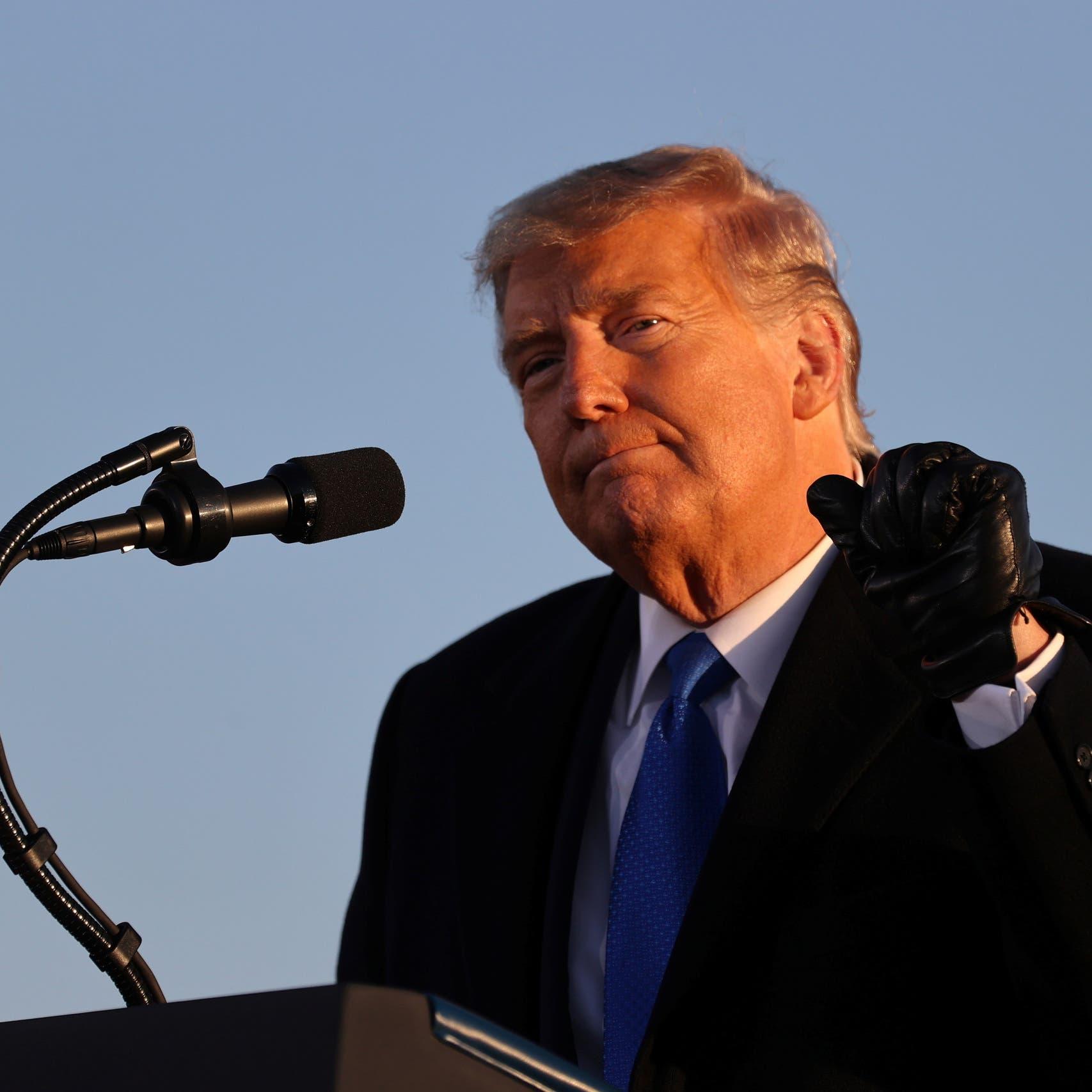 """ترمب يتعهد بـ""""أفضل"""" خطة إنعاش اقتصادية بعد الانتخابات"""