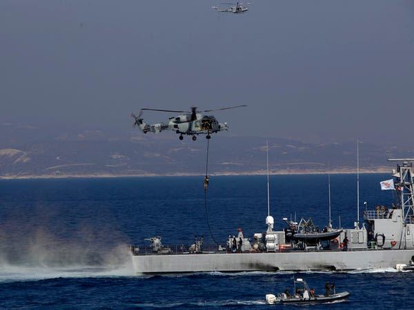 دعم بريطاني لقبرص.. مناورات بحرية مشتركة في شرق المتوسط
