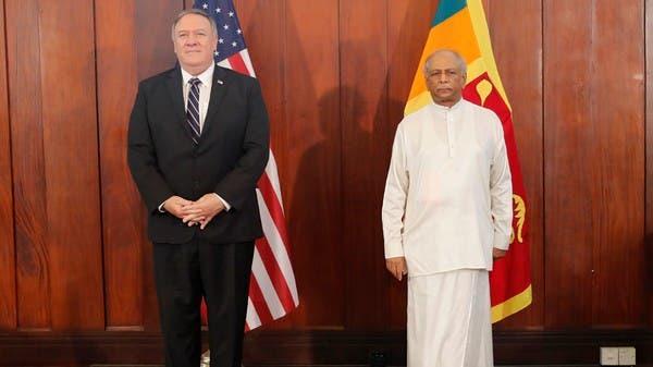 بومبيو في جولة بالمحيط الهندي.. لمواجهة النفوذ الصيني