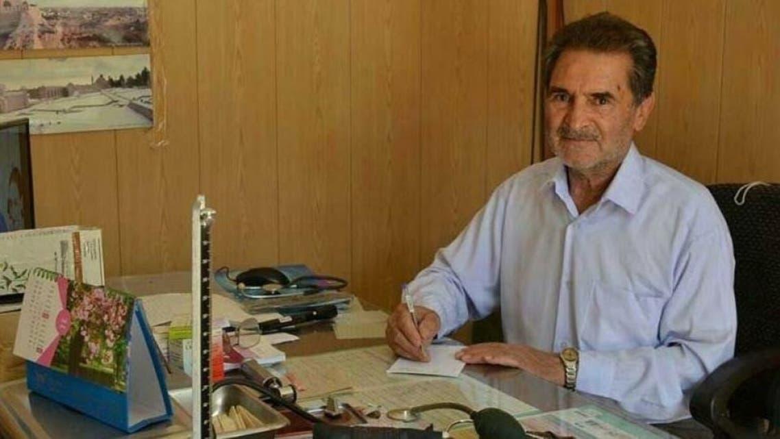 مرگ پزشک ایرانی