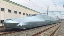 اليابان تختبر قطارا فائق السرعة.. 400 كيلومتر في الساعة