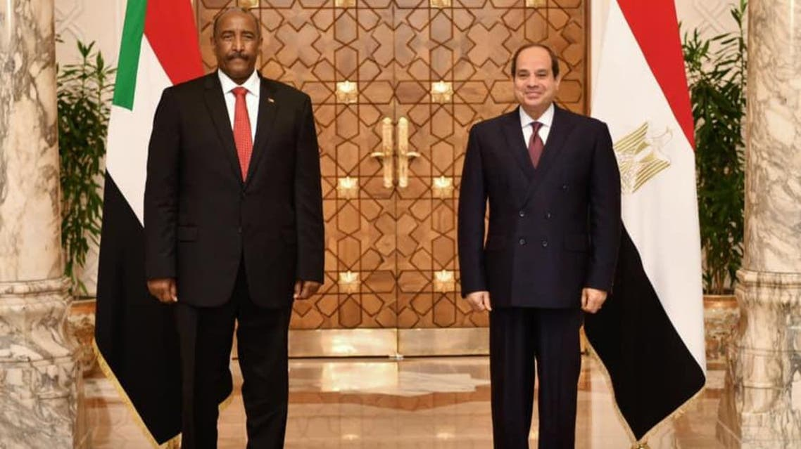 Sudan and Egypt: Abdualfatah and SISI