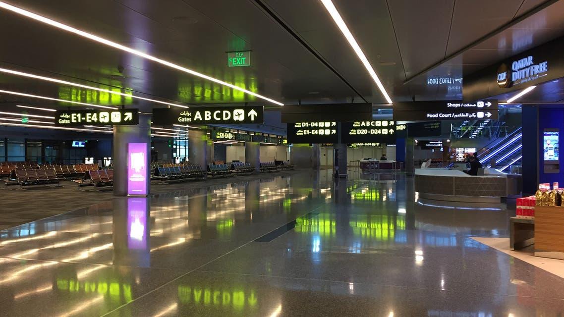 View of departures area at Hamad International airport in Doha, Qatar, June 20, 2017. Picture taken June 20, 2017. REUTERS/Deepa Babington