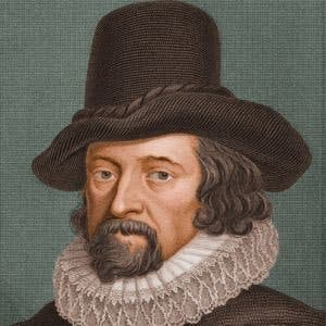 The 17th century English philosopher and scientist Francis Bacon. (Twitter)