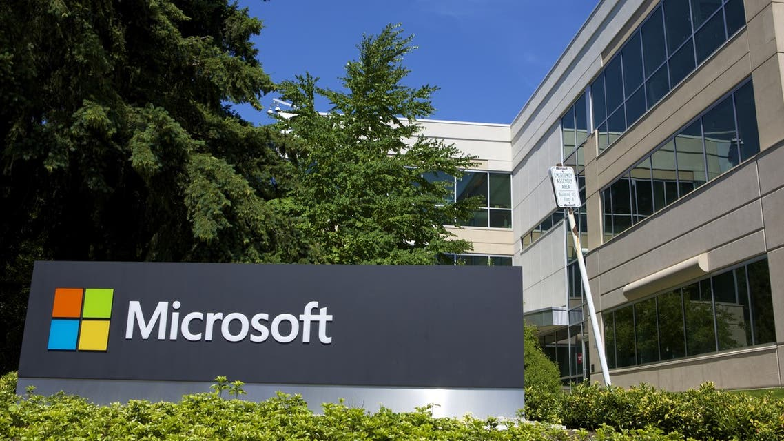REDMOND, WASHINGTON - JULY 17: A building on the Microsoft Headquarters campus is pictured July 17, 2014 in Redmond, Washington. Microsoft CEO Satya Nadella announced, July 17, that Microsoft will cut 18,000 jobs, the largest layoff in the company's history. (Stephen Brashear/Getty Images/AFP