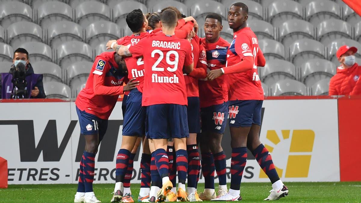 تأجيل مباراة في الدوري الفرنسي بعد إصابة لاعبين بكورونا