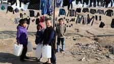 Water crisis in Syria spurs spike in disease: MSF