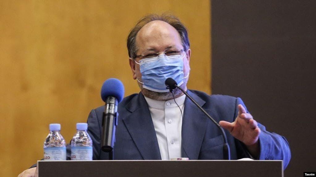 وزير العمل الايراني محمد شريعتمداري