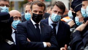 ماكرون من نيس الجريحة: على جميع الفرنسيين الاتحاد