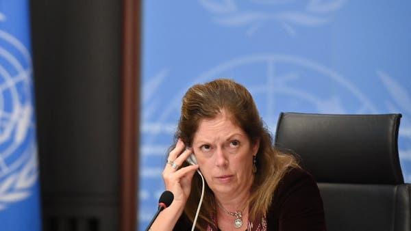 ويليامز: الحوار الليبي يعمل على إخراج المرتزقة من البلاد