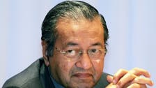Former Malaysian leader Mahathir says remarks on French attacks taken out of context