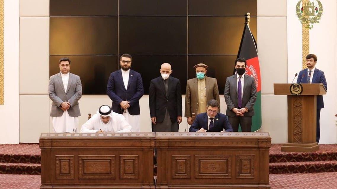 خدمات امنیتی چهار میدان هوایی افغانستان به یک شرکت اماراتی واگذار شد