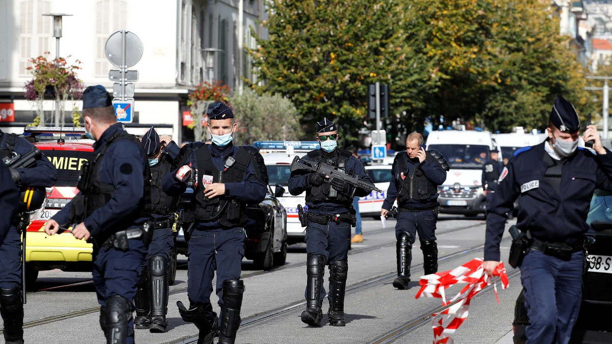 France: Chruch Attack