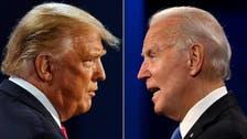 Trump and Biden visit US battleground states two days before election