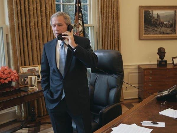 الرئيس الجمهوري الأسبق بوش يهنئ بايدن على الفوز