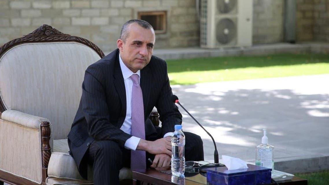 امرالله صالح: آزمایش وسیله دفع حملات تک تیراندازان طالبان موفقانه بود