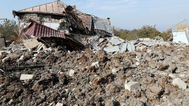 قتلى مرتزقة تركيا في كاراباخ بارتفاع.. والمرصد: وصول 12 جثة