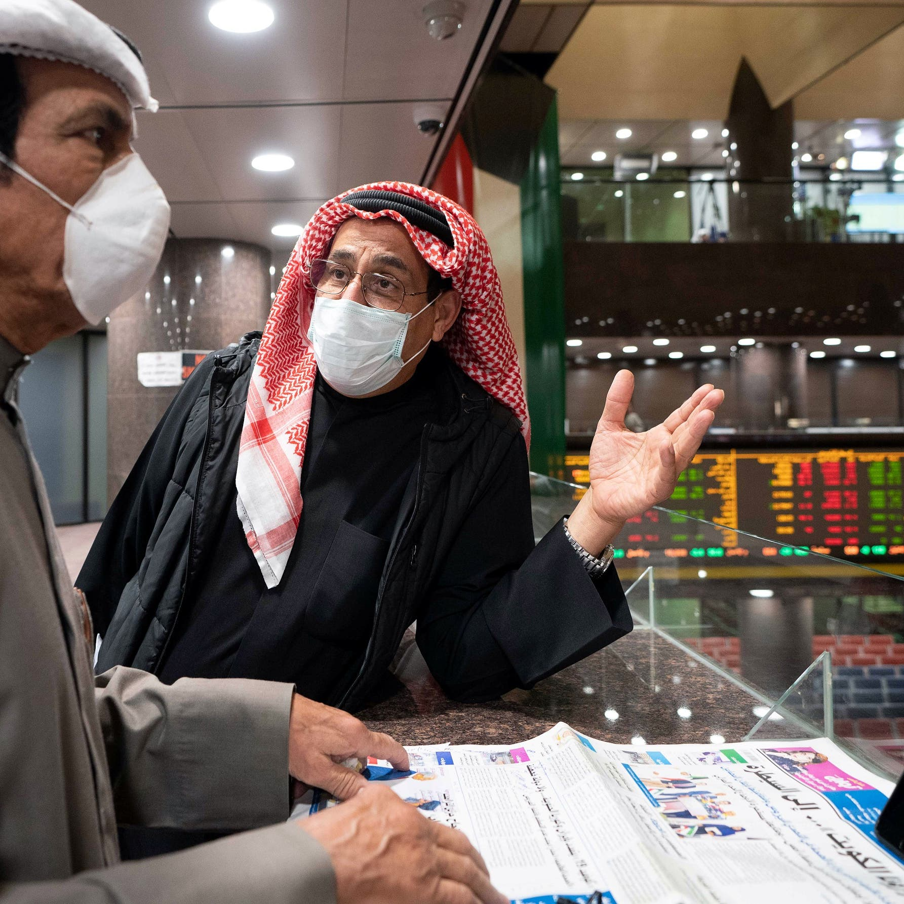 مستشار اقتصادي للعريبة: عوامل محفزة تقود ارتفاع بورصة الكويت