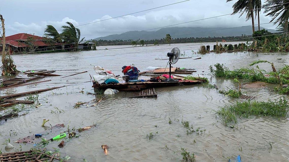 Super Typhoon in Philippines
