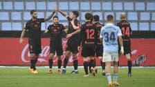 سوسييداد يتصدر الدوري الإسباني برباعية سلتا فيغو