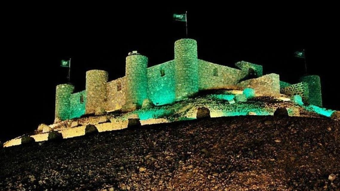 Saudi City Asqan