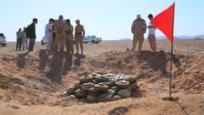الجوف.. مقتل 190 شخصا بألغام الحوثيين