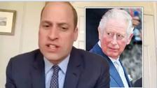 الأمير البريطاني وليام أصيب بكورونا وقلة علمت بالسر