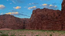 سعودی عرب کے شمالی پہاڑوں میں موجود غاریں قدرت کا حسین شاہکار