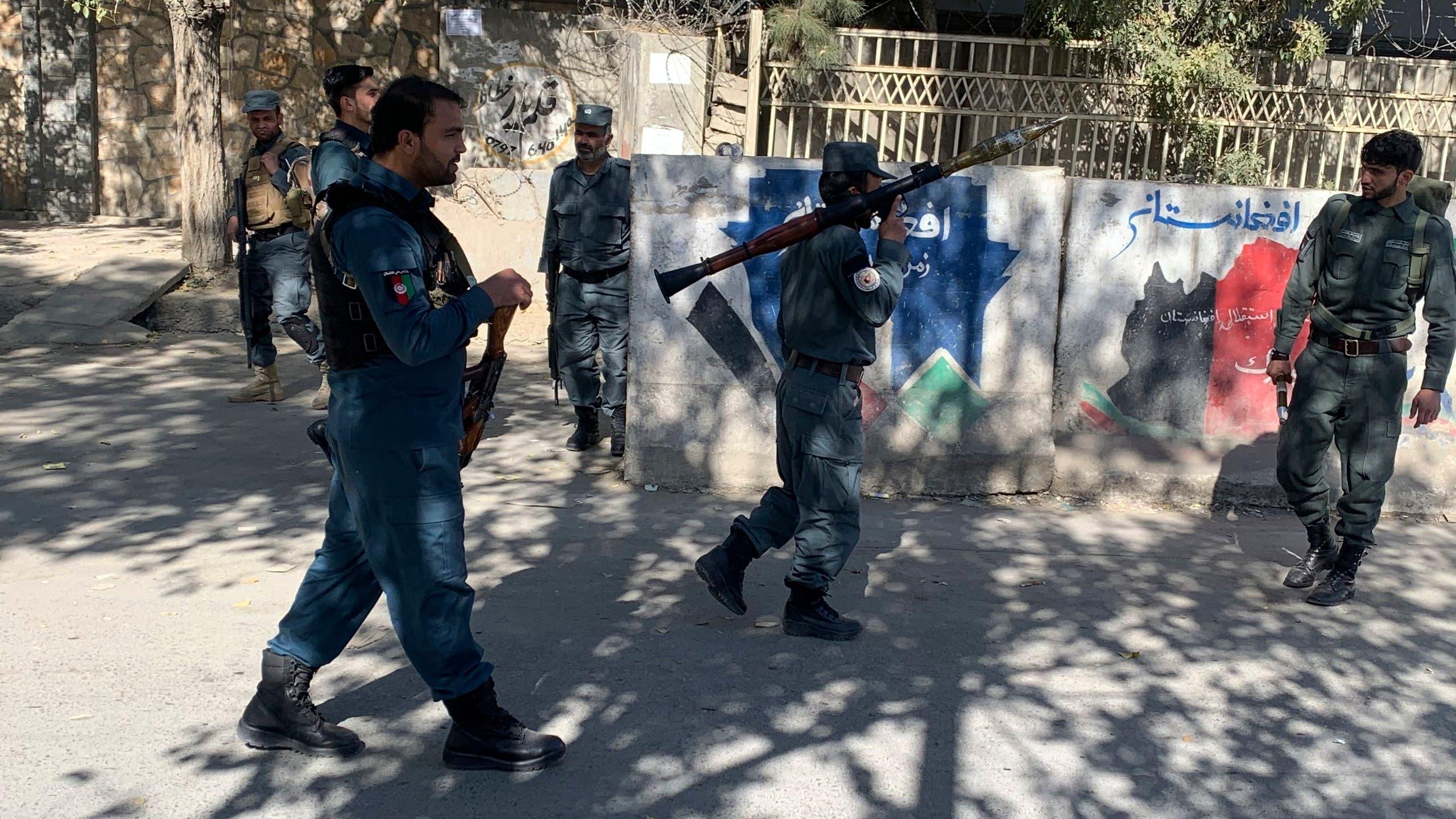 از کابل (بایگانی - فرانس پرس)