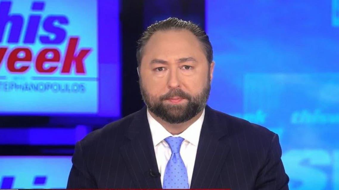 Senior campaign adviser Jason Miller