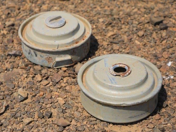 مقتل مواطن يمني إثر انفجار لغم من مخلفات ميليشيات الحوثي