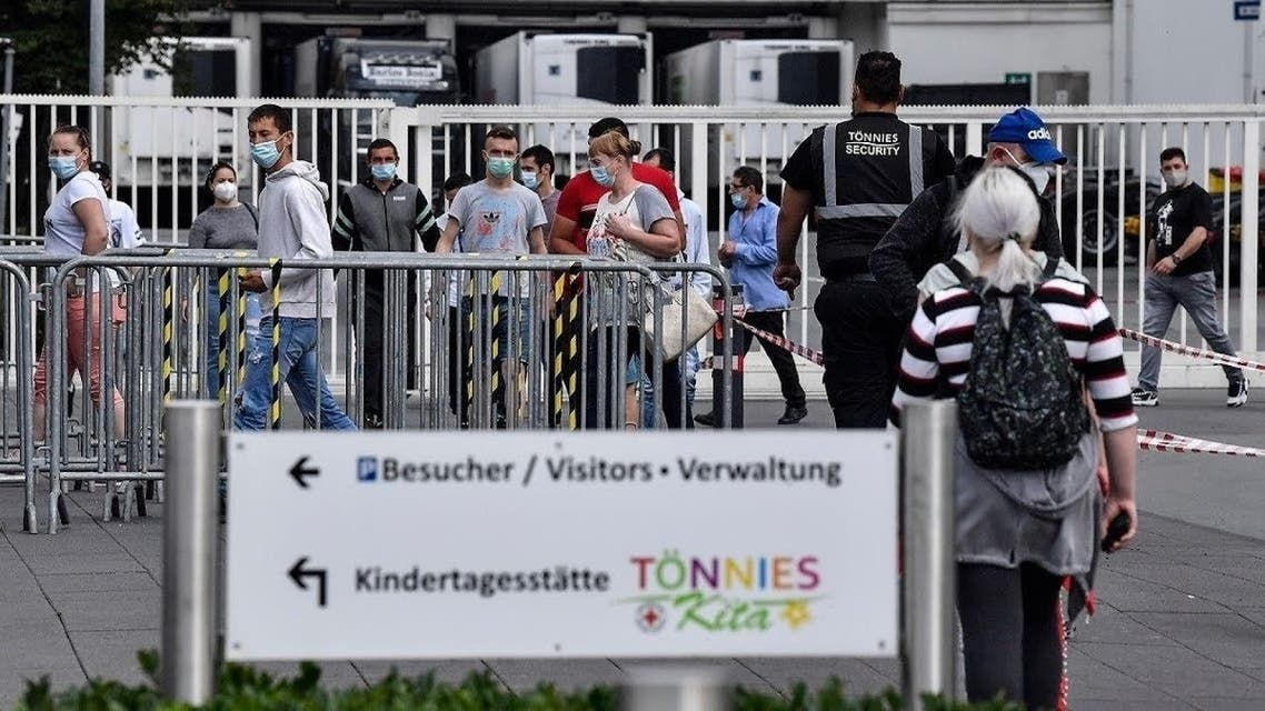 ألمانيا تتجه لإغلاق ثان لكبح النمو السريع للإصابات كورونا