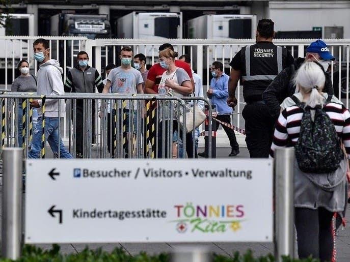 ألمانيا تتجه لإغلاق ثان لكبح النمو السريع لإصابات كورونا
