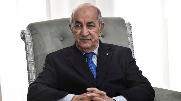 الرئاسة الجزائرية: الرئيس تبون ينهي علاج كورونا