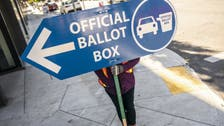 Early vote in US presidential election hits record 100 million