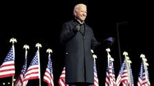 Joe Biden ends US election rally with call to 'take back' democracy