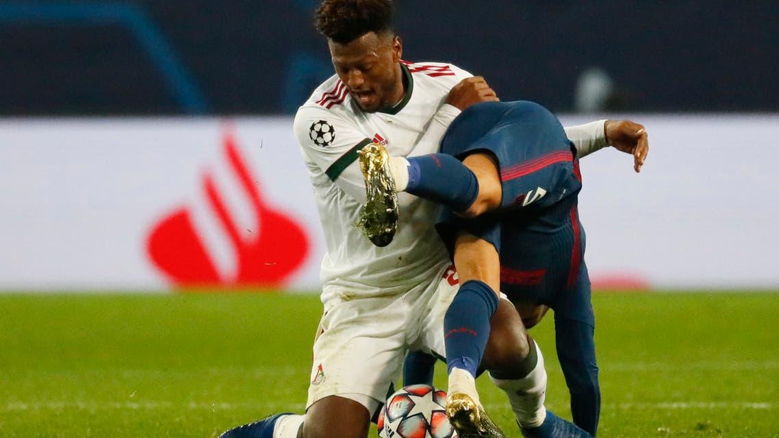 أتلتيكو مدريد يتعادل مع لوكوموتيف في دوري الأبطال 7b9c921b-8fdf-4acd-b27a-fddd89732a46_16x9_1200x676