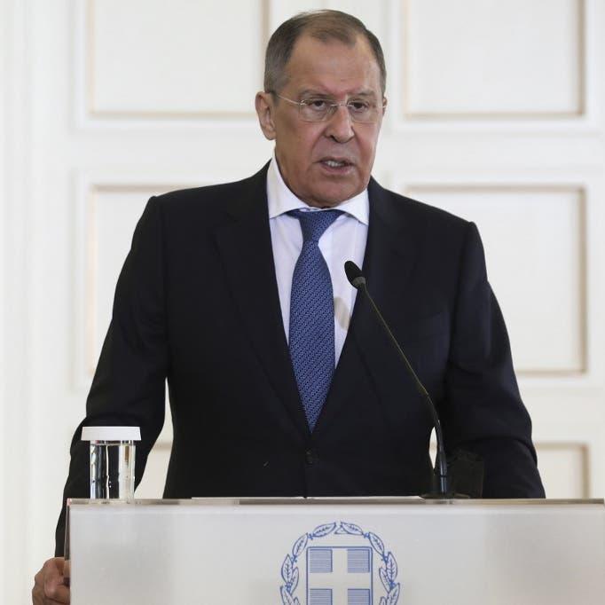 لافروف: محادثات روسية أميركية فرنسية بموسكو حول كاراباخ