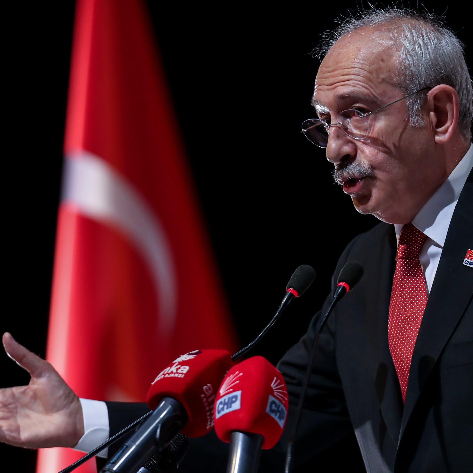 زعيم المعارضة التركية عن حكومة أردوغان: سنتخلص منهم