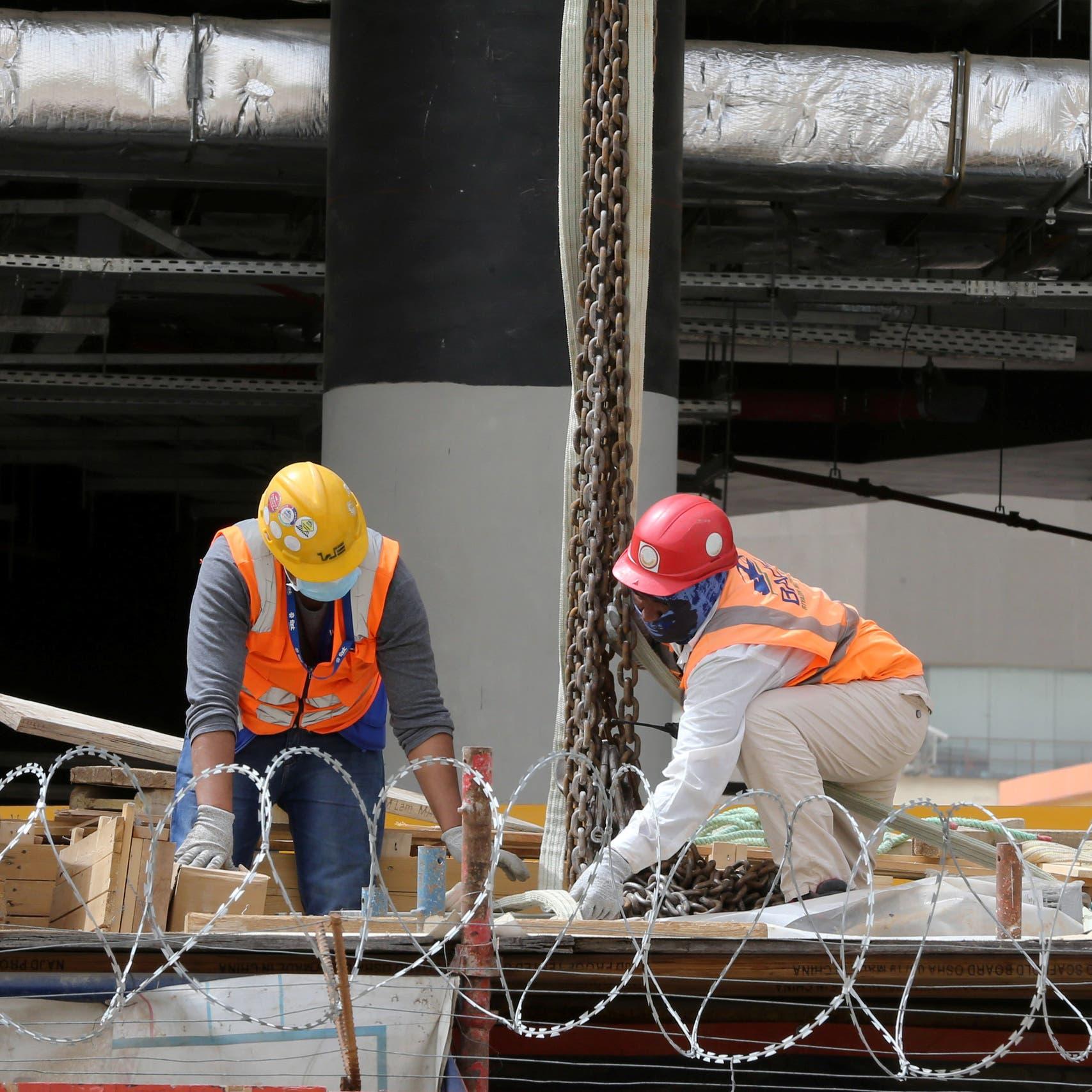 العمالة الوافدة تستحوذ على 67% من الأنشطة العقارية في السعودية