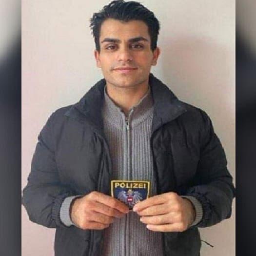 فلسطيني يروي كيف أنقذ شرطياً من رصاص الإرهابي بفيينا
