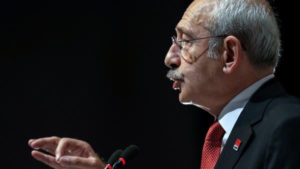 زعيم المعارضة لأردوغان: تسرف وشعبك جائع!