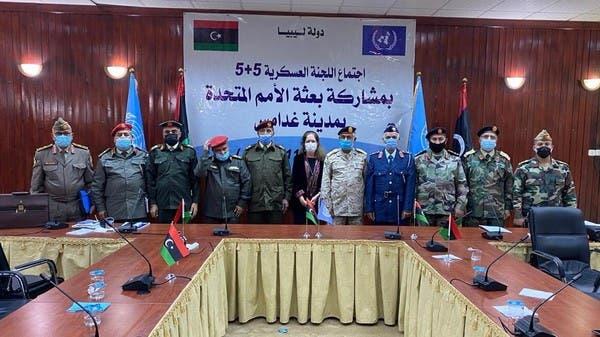 انفراجة في أزمة ليبيا.. اجتماع غدامس ينتهي بتوافق