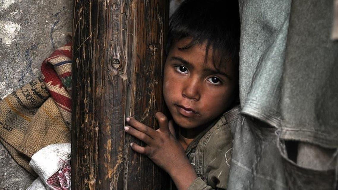 شلل أطفال اليمن